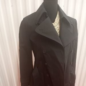 NWT classic Theory trench coat